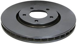 EBC Brakes UPR Series/D series Premium OE Replacement Rotor (UPR1137)