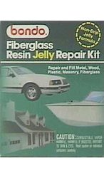 Bondo  Fiberglass Resin Jelly Repair Kit (431)