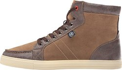 Unionbay High Top Sneaker Vine/Brown - 11