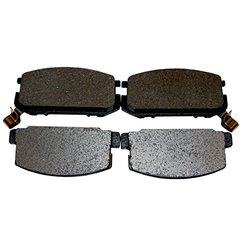 Beck Arnley  082-1274  Premium Brake Pads