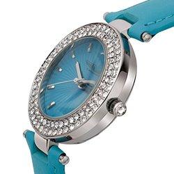 Deporte Valencia Ladies Watch: 62626508/blue Band