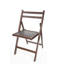 Cosco 37278DMB Wood Slat Folding Chair - pack 4