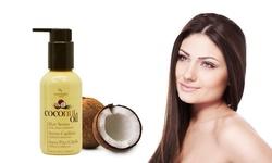 Hair Chemist Coconut Oil All Natural Healing Hair Serum 4 Fl Oz