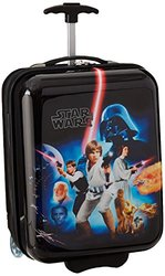 "Star Wars 16"" Hard Side Luggage -  Multi"