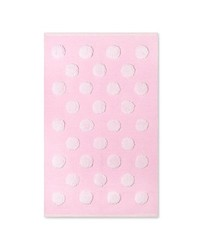"Circo Woven Chenille Accent Rug - Pink Dot - Size: 48"" x 66"""