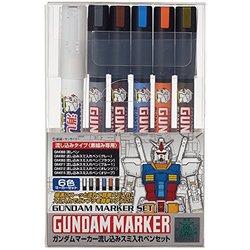 GSI Creos Gundam Marker Pouring Inking Pen Set 1002115