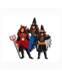 Dress Up America 3-IN-1 Costume Devil Set