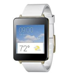 LG G Watch 4GB Smart Watch - White Gold (W110)