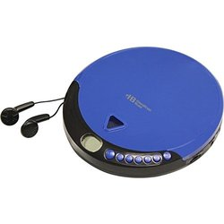 Hamilton Electronics HACX-114 Personal CD Player with Headset