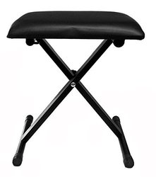 Tetra-Teknica Essentials Series EKB-01 Height Adjustable Padded Keyboard Bench