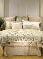 Charister Home Fashion Louvre Duvet Sheet Set Cover B - Size: Twin