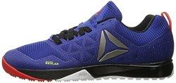 Reebook Men's Nano 6.0 CrossFit Training Sneakers - Blue - Size: 9.5