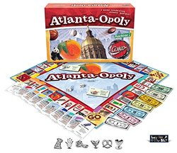 Late for the Sky ATL Atlanta-Opoly Board Game