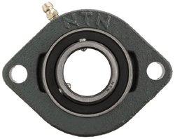"NTN ASFD205-100D1 Light Duty Flange Bearing 1"" Bore 2-25/32"" Height"
