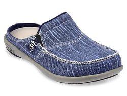 Spenco Women's Spenco Siesta Slide Shoes - True Navy - Size: 8