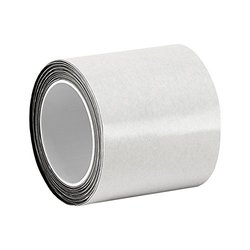 """TapeCase 3-5-3M CN4490 Gray Double-Coated Conductive Fabric Tape, 5 yd Length, 3"""" Width, Roll"""