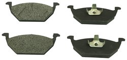 Beck Arnley 086-1549C Ceramic Brake Pads