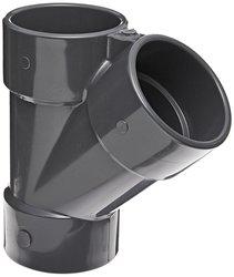 "Spears 875 Series PVC Pipe Fitting 6"" Socket"