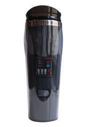 Disney Star Wars R2D2 Uniform Curved Plastic Travel Mug 16Oz - Blue