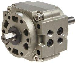 SMC CRB1 Series Aluminum Vane Style Rotary Actuator