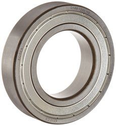FAG 40mm-ID 80mm-OD 18mm-Width 8500rpm Deep Groove Steel Cage Ball Bearing