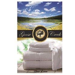 Goose Creek Clean Linen Air Fragrance Card