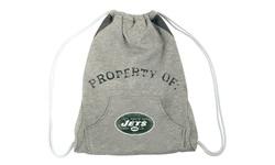 Little Earth NFL Hoodie Cinch Bag - New York Jets