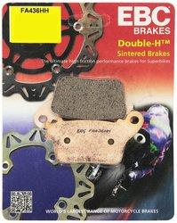 EBC Brakes Sintered Copper Alloy Disc Brake Pad (FA436HH)