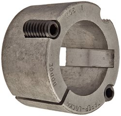 "Gates 2-7/16"" Bore 3.5"" Length 3.5"" Max Bore Taper-Lock Bushing"