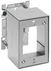 Hubbell 1 Gang Aluminum Raceway Deep Device Box (HBLALU2044)