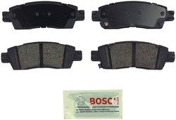 Bosch Car/ Truck Blue Disc Brake Pad Set (BE1507)