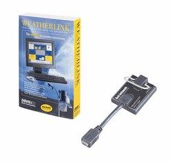 Davis 6510SER Serial WeatherLink for Vantage