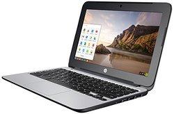 "HP Chromebook 11 G3 11.6"" 2.16GHz 2GB 16GB Black/Silver (L8E74UT#ABA)"