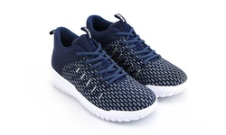 Xray Lunar Men's Fitness Sneaker - Navy - Size: 9.5