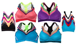 Mystery Sports Bras (6-pack): 34d