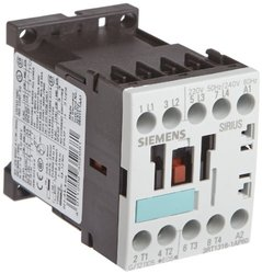 Siemens S00 240V 50/60Hz Rated Control Voltage Contactor (3RT13 16-1AP60)
