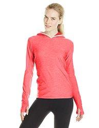 Helly Hansen Women's Aspire Flex Hoodie Shirt - Pink Heather - Size: Large
