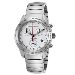 Porsche Design Mens' Watches: Silver Band/6600-41-10