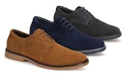 Dream Seek Jackal Low Top Men's Dressy Shoes - Grey - Size: 10