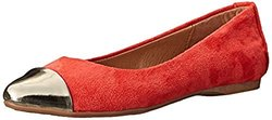 CL by Laundry Brilliance and Brighter Day Flats: Coral/9.5