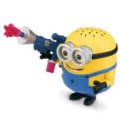 Despicable Me Jerry with Jelly Blaster Action Figures