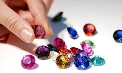 Sevil Women's 2CTTW Gemstone Earring Deal in Sterling Silver