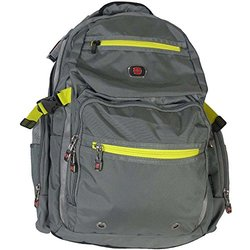 "SwissGear Breaker Steel Grey 16"" Laptop Backpack"