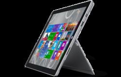 "Microsoft Surface Pro 4 12.3"" Tablet 128GB Windows 10 - Silver (CR5-00001)"