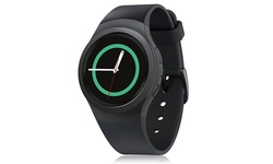 Samsung Gear S2 Smartwatch - Dark Gray - Size: Large (SM-R730T)