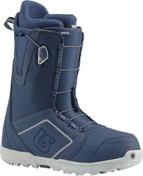 Burton Moto Men's Snowboard Boots - Blue - Size: 9/UK 8