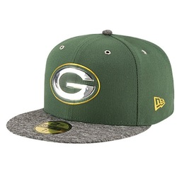 New Era NFL 59Fifty On Stage Cap - Men's Green Bay Packers