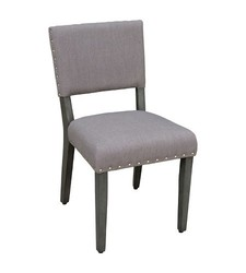 Threshold Open Back Dining Chair - Hot Coffee - (Set of 2)
