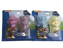 Skthigh Paw Patrol Character Chalks 2 Pack - Multi Color