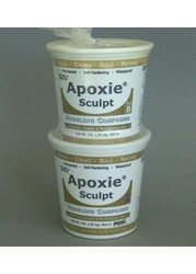 Apoxie Sculpt 4 Lb. Epoxy Clay - Pink